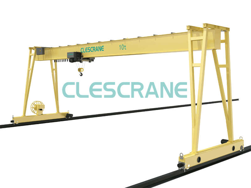 overhead crane design calculations pdf
