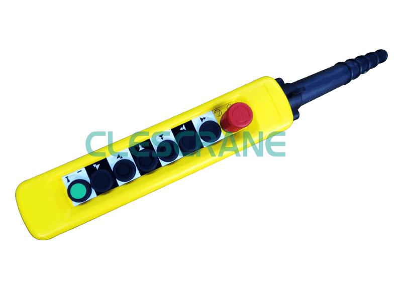 Crane pendant stations push button pendant stations pendant crane pendant control station aloadofball Choice Image